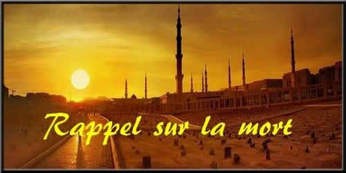 la mort islam