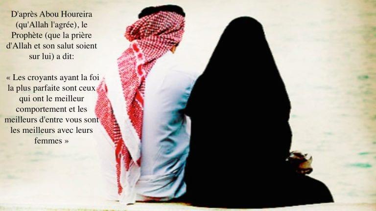 Read more about the article Le mari peut-il frapper son épouse ?