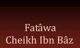 Compilation des Fatwas de Cheikh Ibn Baz – Volume 4