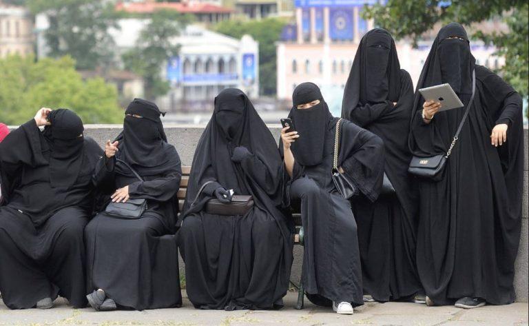 Le Sitar, le Niqab en islam