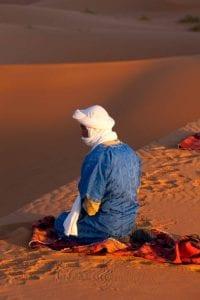 La prière du voyageur